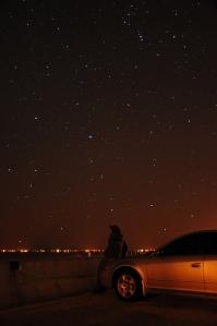 privind la stele