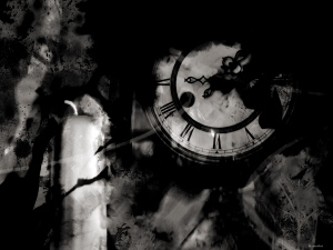 sad-time-clock-night